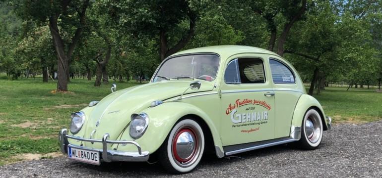 Käfer, Dienstwagen, Oldtimer